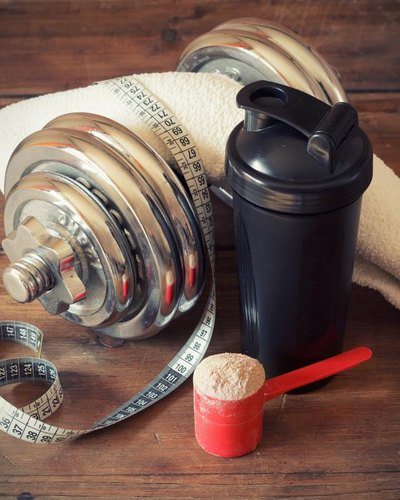 How to Drink Whey Protein During a Workout