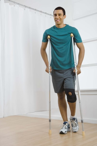 Ways to Stay in Shape With a Torn ACL
