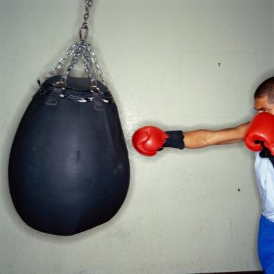 Can You Burn Arm Fat When Hitting a Punching Bag?