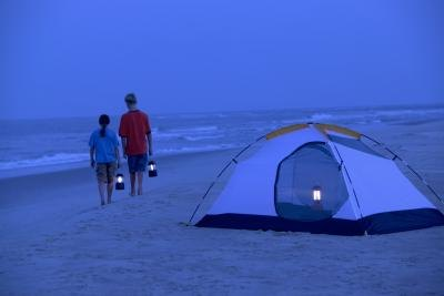 Best Beach-Camping Spots in North Carolina