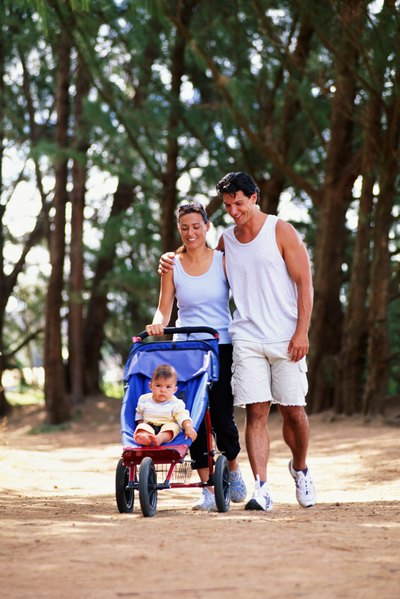 The Best Strollers for Hiking