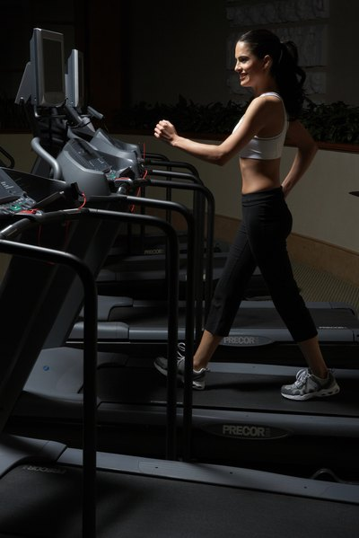 How Long Is Too Much Treadmill Walking?