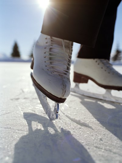 Getting Smells Out of Ice Skates