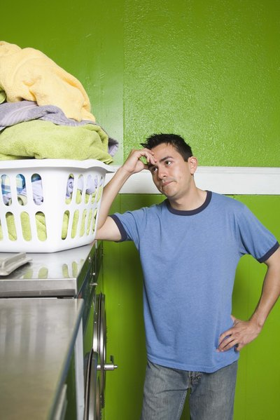 What Happens When You Put Too Many Clothes in the Laundry?