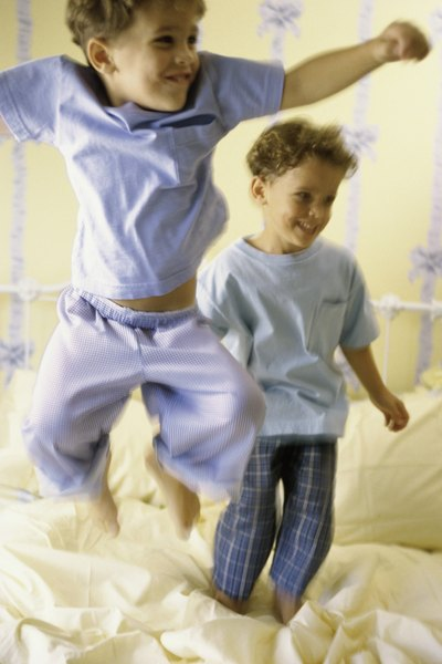 Children contribute to stress in the home.