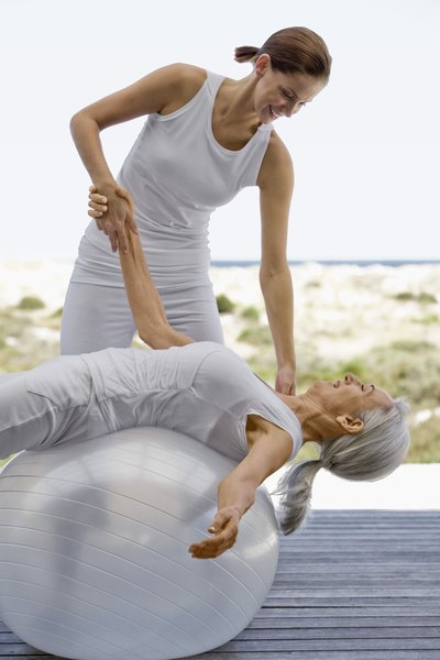 How to Become a Personal Trainer for Senior Citizens