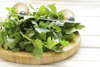 Benefits of Juicing Parsley