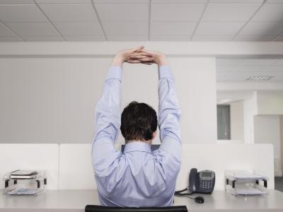 Basic Exercises & Stretches for the Workplace