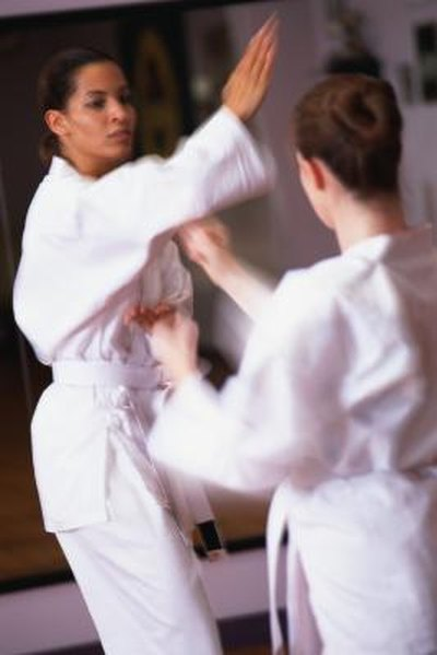 List of Taekwondo One-Steps