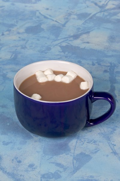 Does Hot Chocolate Relieve an Upset Stomach?