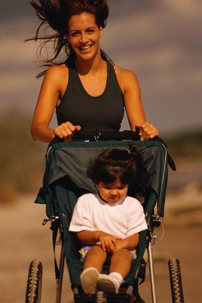 The Best Jogging Strollers With MP3 Players