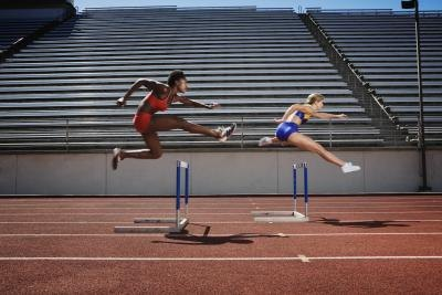 Heptathlon Vs. Decathlon