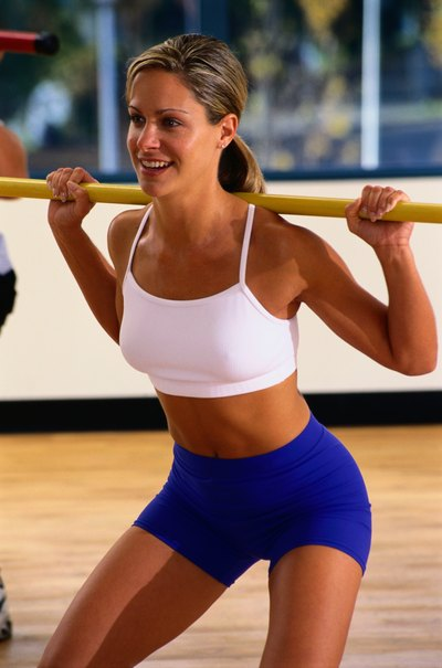 How to Weight Train Women's Legs