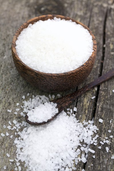 How to Treat Acne With Salt