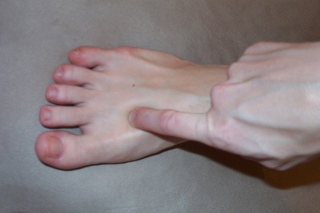 About Pressure Points for a Foot Massage