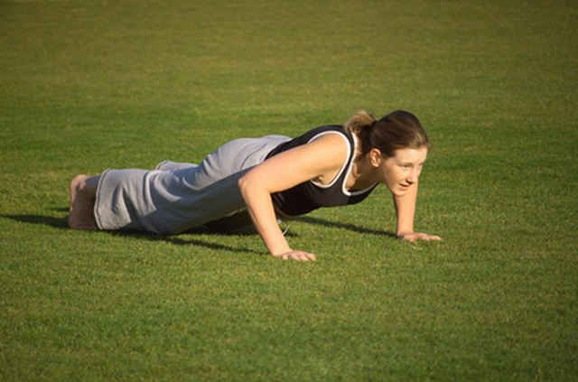 The Best Pushups For Muscle Mass