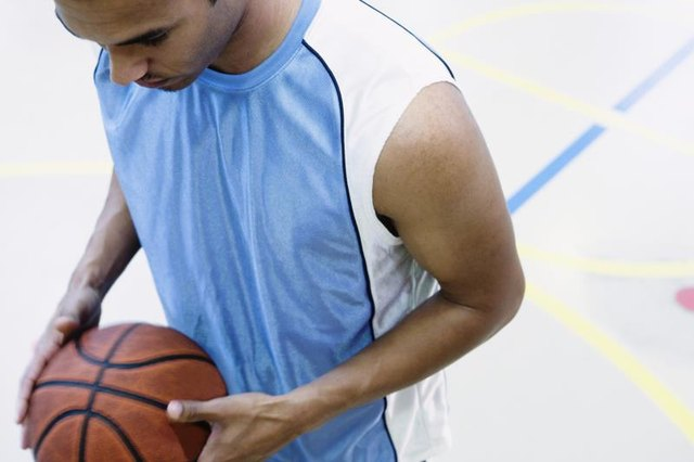How to Deflate a Basketball
