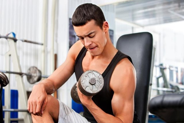 Good Triceps Workouts With Dumbbells