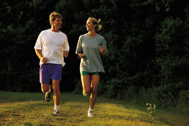 Can Jogging Burn Off Love Handles?