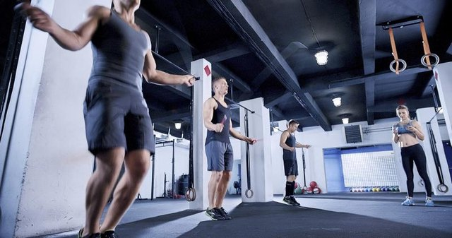 Military Circuit-Training
