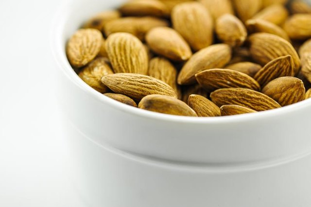 Is There a Difference Between Raw Almonds & Natural Almonds?