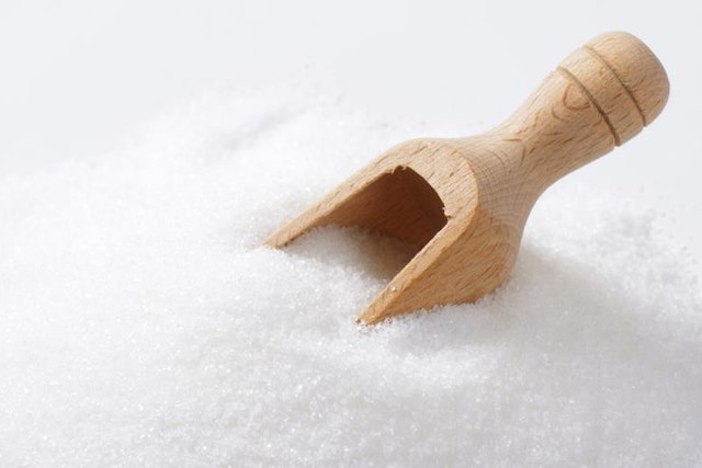 calories in tablespoon of sugar