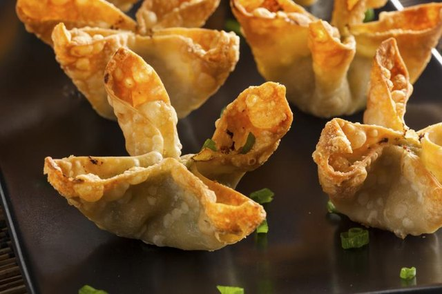 Crab Rangoon Nutrition Information