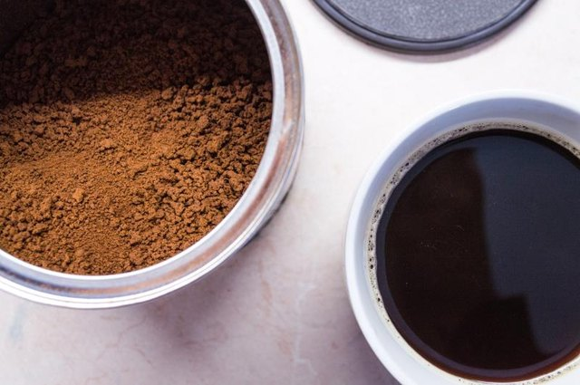 Instant Coffee Health Benefits