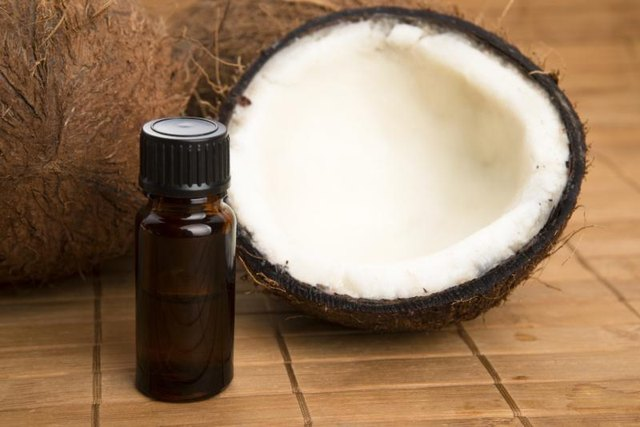 Coconut Oil & Oral Thrush