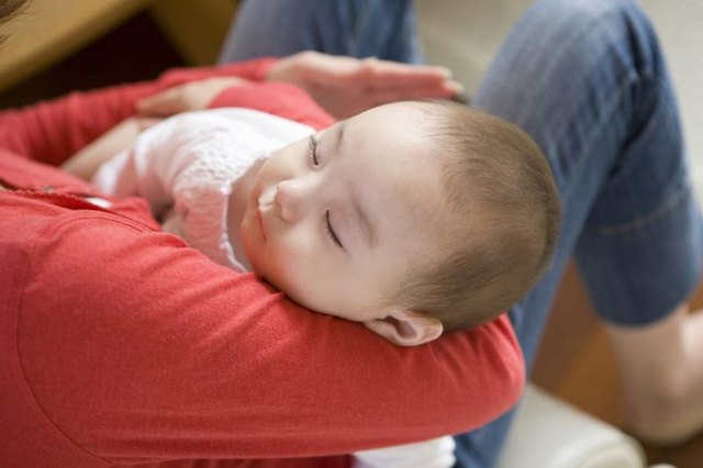 Reasons for Sleepiness in a Baby