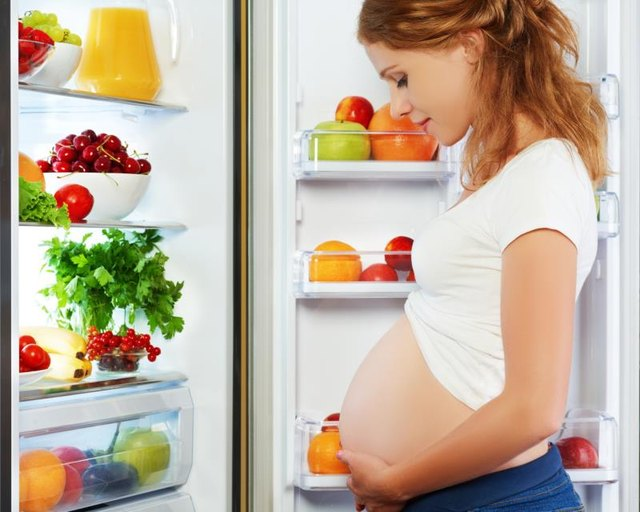 Are you only craving vegetables while pregnant