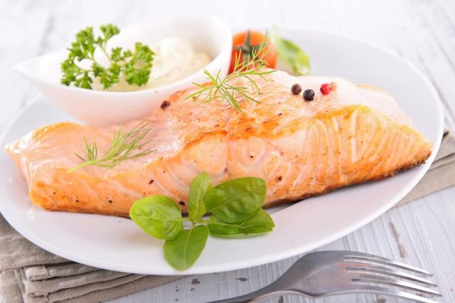 How to Cook Frozen Salmon That Is Healthy & Tastes Good