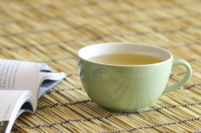 White Tea While Pregnant