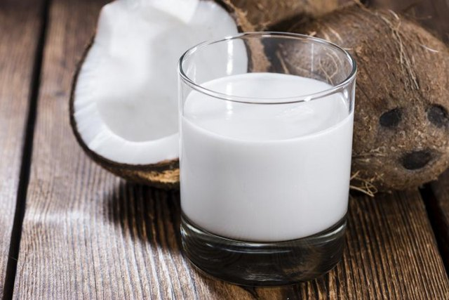 The Health Benefits of Coconut Milk
