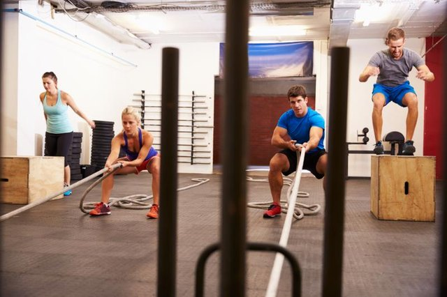 Metabolic Circuit Training