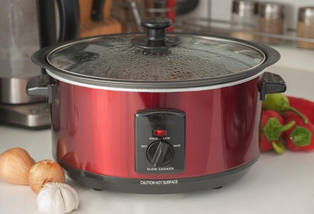 How to Reheat a Roast in a Crock-Pot