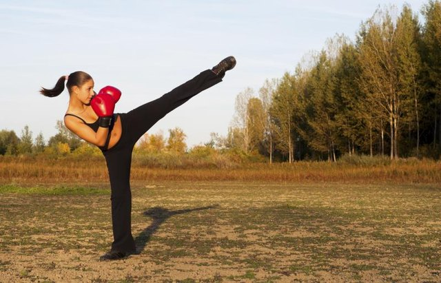 List of Kickboxing Moves