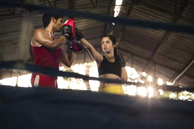 Boxing Training for Teens