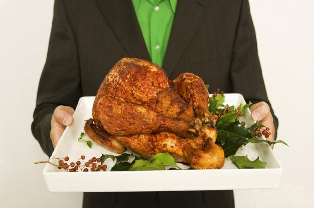 How to Cook a Turkey in a 16-Qt. Roaster Oven