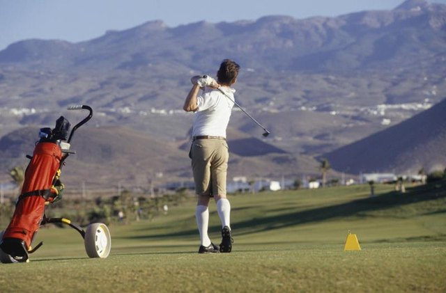 Golf Drills That Rotate Through Impact