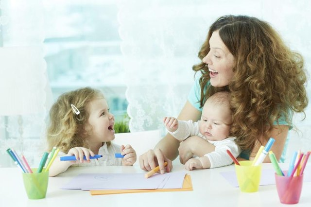 A Babysitter Checklist for a Newborn