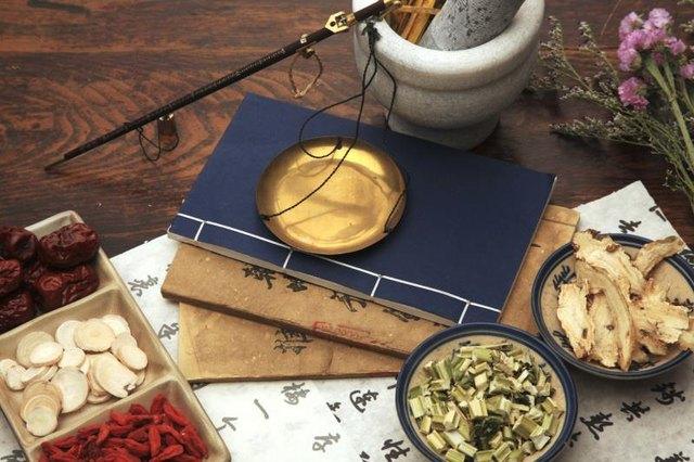 Chinese Herbal Medicine Cd Program