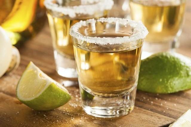 How Many Calories in a Shot of Jose Cuervo Tequila?