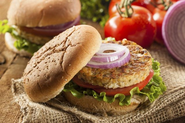 Morning Star Veggie Burger Nutritional Facts