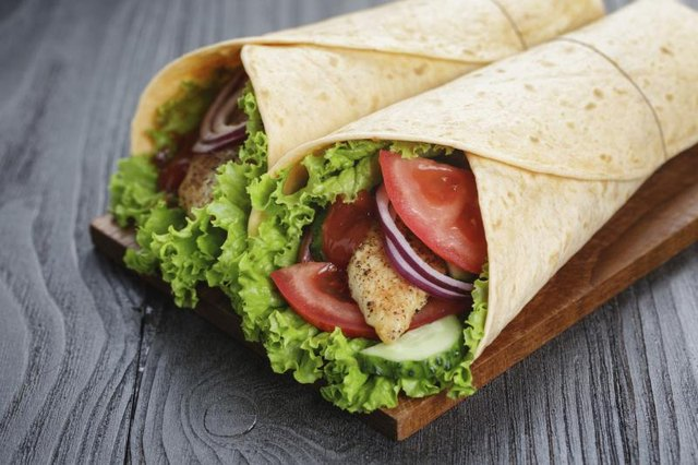 Which Is Better for Your Health: Wheat Wraps or Wheat Bread?