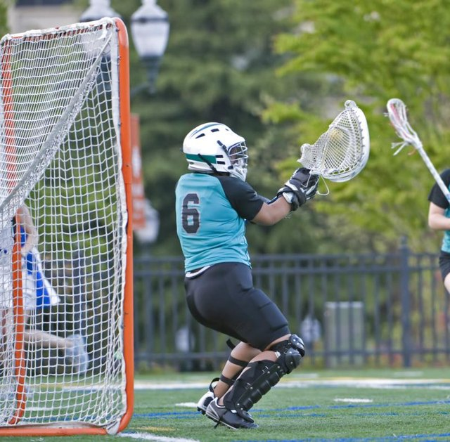 Lacrosse Goalie Rules