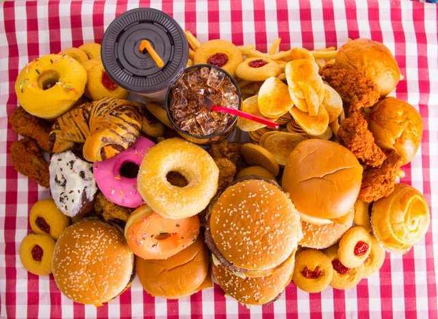 What Is the Worst: Fried Foods, Refined Foods, Baked Foods or Sweets?