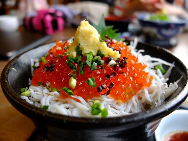 How to Cook Salmon Roe