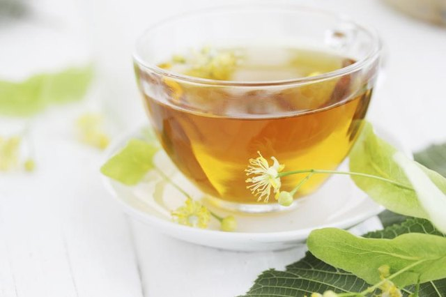 Benefits of Linden Flower Tea
