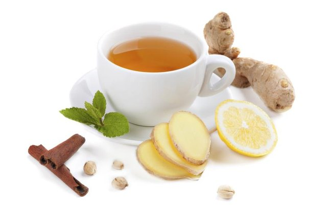 What Are the Health Benefits of Tea With Ginger, Cinnamon & Anise?